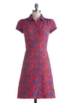 Museum Cafe Dress, #ModCloth
