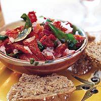 Grove tapenade van zongedroogde tomaten - Allerhande