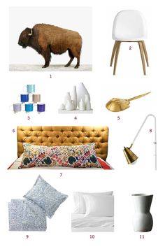 Design by Emily Henderson: Cup of Jo Makeover | The Master Bedroom