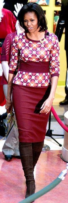 first lady fab 6