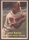 Hank Aaron '57