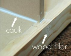 """""""How To Prep MDF for Paint:  One of the most important factors in the quality of a finished paint job is the quality of the prep work. We can't help but look forward to that gratifying moment when we apply the first strokes of color to our walls or a piece of furniture, but the longer we take to get to that happy point, the more professional our final result will be."""""""
