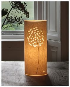 lantern, silhouette projects, craft, paper lamps, lampshad, papers, candl, radianc light, tea lights