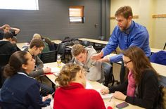 "COLLEGE TEACHING METHODS: A ""flipped"" classroom brings innovative teaching methods to calculus"
