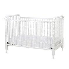 White Jenny Lind Crib $180