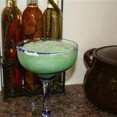 Easy Frozen Margaritas Allrecipes.com