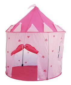 Take a look at this Lil' Princess Tent by DIY KIDS on #zulily today!