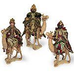 Three Wise Men, set