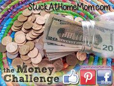 the Money Challenge Week 40