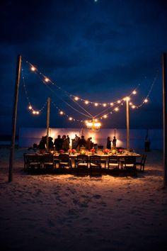 beach Dinner Parties ★