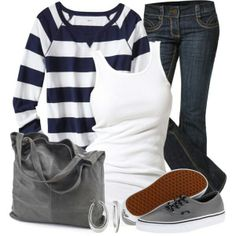 Casual outfit, www.lolomoda.com