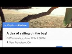 Google+ Events: Introducing a new way to get together