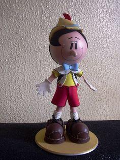 El Rincon Fofuchero: Fofucho Pinocho