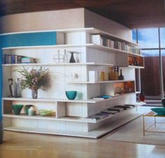 Shelves by California closets / from dwell magazine