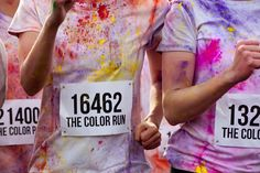 Color Run....I am so doing this! http://thecolorrun.com/dallas/