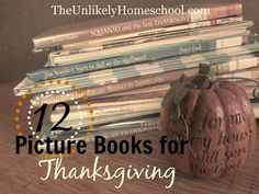 12 Picture Books for