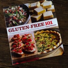Cookbook review: Gluten-Free 101 by Carol Fenster | Recipe Renovator | The perfect starter-cookbook for going gluten-free