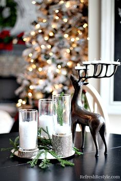 Christmas Tree view