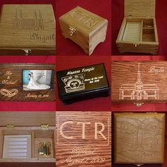 Check out these Handmade LDS Gifts & Jewelry/Music Boxes!