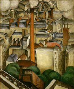 Funiculaire de Montmartre by Jean Marchand (1883 - 1940)