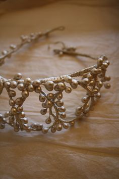 French wedding crown