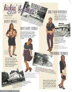 Fall 2012 Looking Backwards issue of @UDress Magazine udress magazin