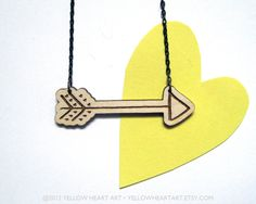 cuuuute necklace!