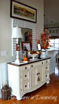 Adventures in Decorating - amazing blog for home decor ideas & more!
