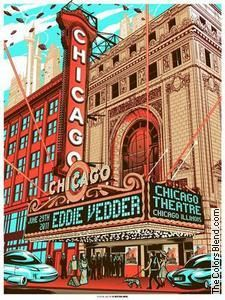 June 29, 2011  Chicago Theater Chicago IL Munk One