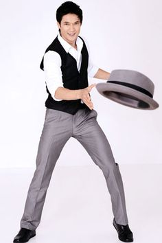 Harry Shum Jr - I'm attracted to swag-tastic dance skills.