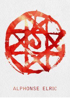Fullmetal Alchemist, Alphonse Elric