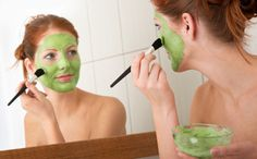 DIY Facial Masks Recommended by a Professional