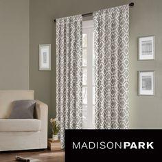 Madison Park Ella Curtain Panel