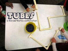 Wonderworks: Engineering with Tubes . From the Library Makers site. Repinned from the amazing board Maker Spaces and Activities run by Delaware Libraries. http://www.pinterest.com/DELibraries/maker-spaces-activities-ddl/