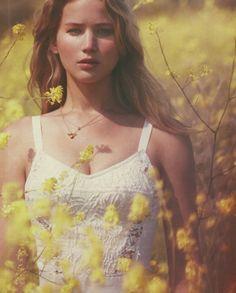 Jennifer Lawrence is gorgeous♥
