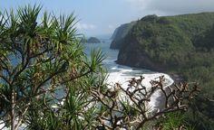 """""""An interesting look at the Big Island coastline."""" (From: 30 Beautiful Photos of the Hawaiian Islands)"""