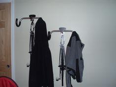 Bicycle Coat Racks from PBTeen
