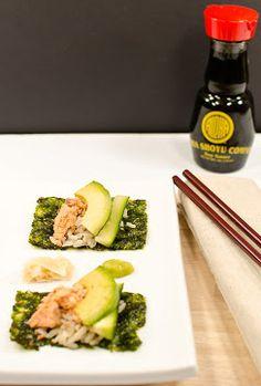 Healthy Homemade Sushi