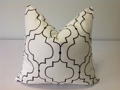 Geometric  pillow shams - ONE  DECORATIVE THROW pillow cover  embroidered Pillow    Accent  cushion covers on Etsy, $20.00