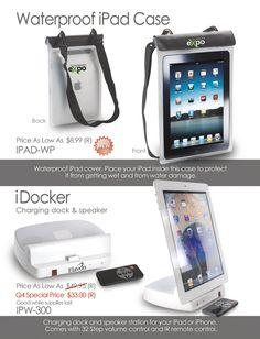 iPad Accesories