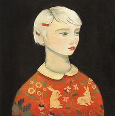 Portland, OR artist Emily Martin #art #painters