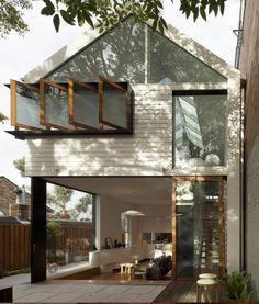 #open-air #house #architecture #exterior #design