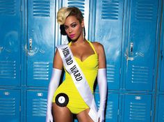 Beyoncé from her video & song 'Pretty Hurts'