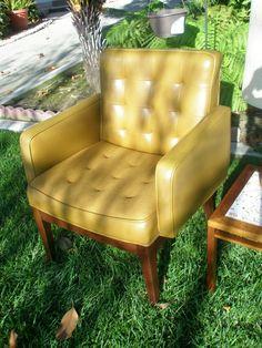 Mid-Century Knoll Chair