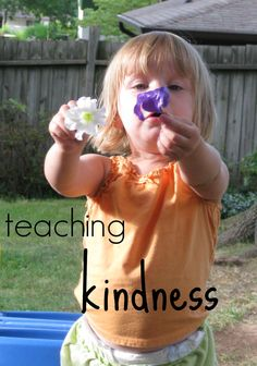 Teaching kindness: labor day is neighbor day from Teach Mama