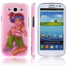 Girl Street Funk (Whatsup - Style) Samsung Galaxy S3 Suojakuori - http://lux-case.fi/girl-street-funk-whatsup-style-samsung-galaxy-s3-suojakuori.html