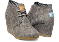 Toms wedges aka if anyone is looking for a random surprise/gift for me