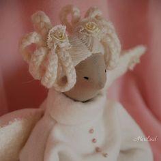 Tilda dolls handmade.  Fair Masters - handmade Bright Angel Tilda.  Handmade.