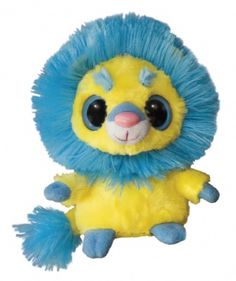 Medium Atlas the Barbary Lion (Yoohoo and Friends) at theBIGzoo.com, a toy store with over 12,000 products.