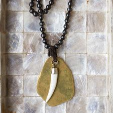 Necklaces - Into the Wild Necklace - Arhaus Jewels #necklace http://www.arhausjewels.com/product/nc948/necklaces